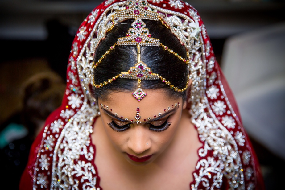 The Perfect Indian Bridal Makeup